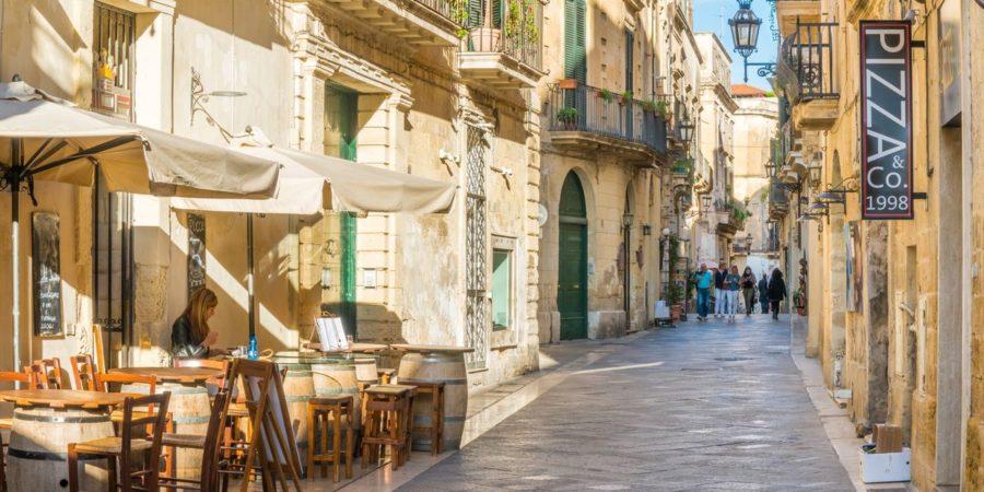 Centro histórico de Lecce